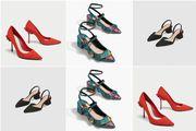 Romantičarke, pozor! Ovog proljeća nosit ćemo cipele s - volanima!