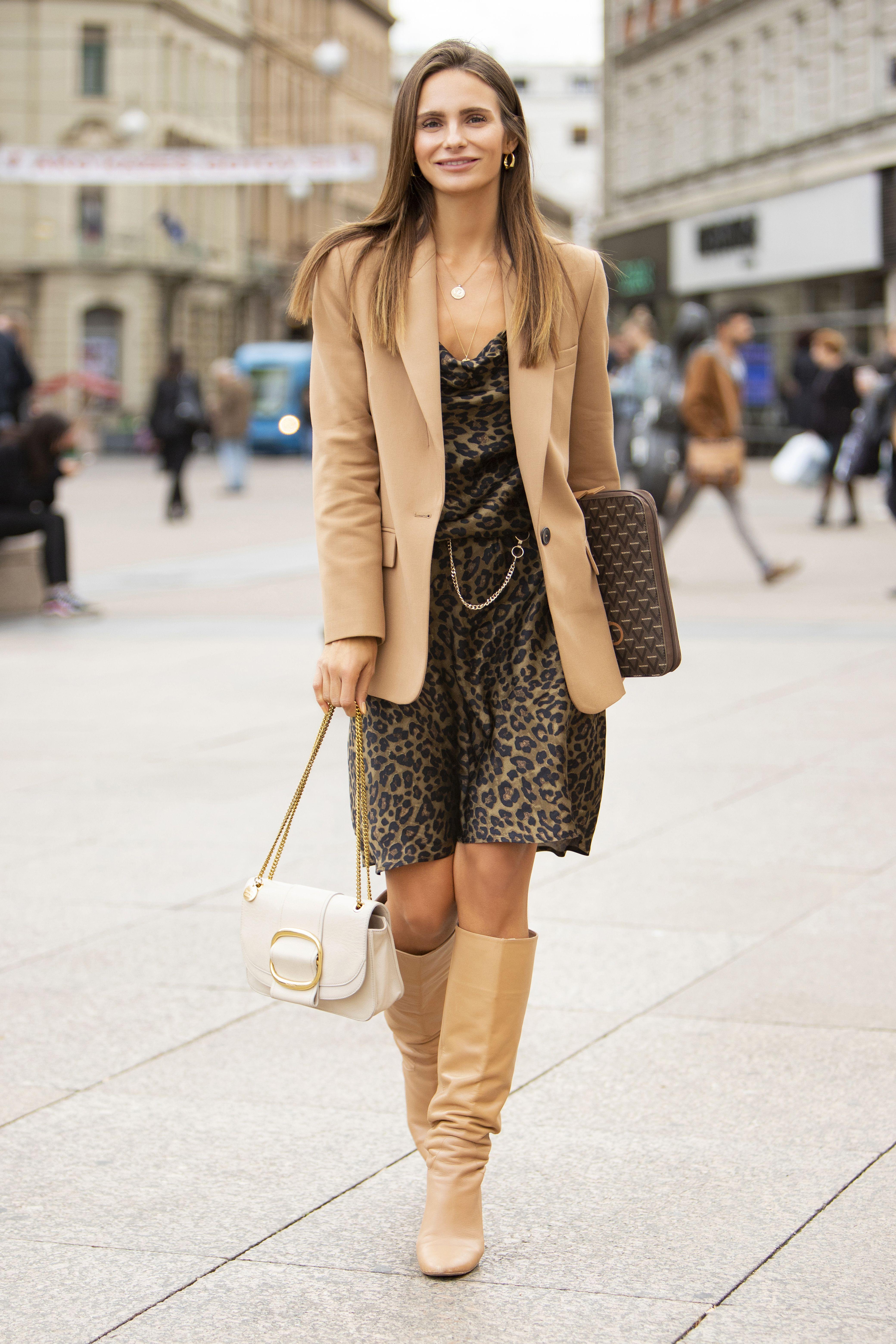 Leopard haljina uvijek je dobra ideja: 'Imam puno leopard i zmijskog uzorka u ormaru'