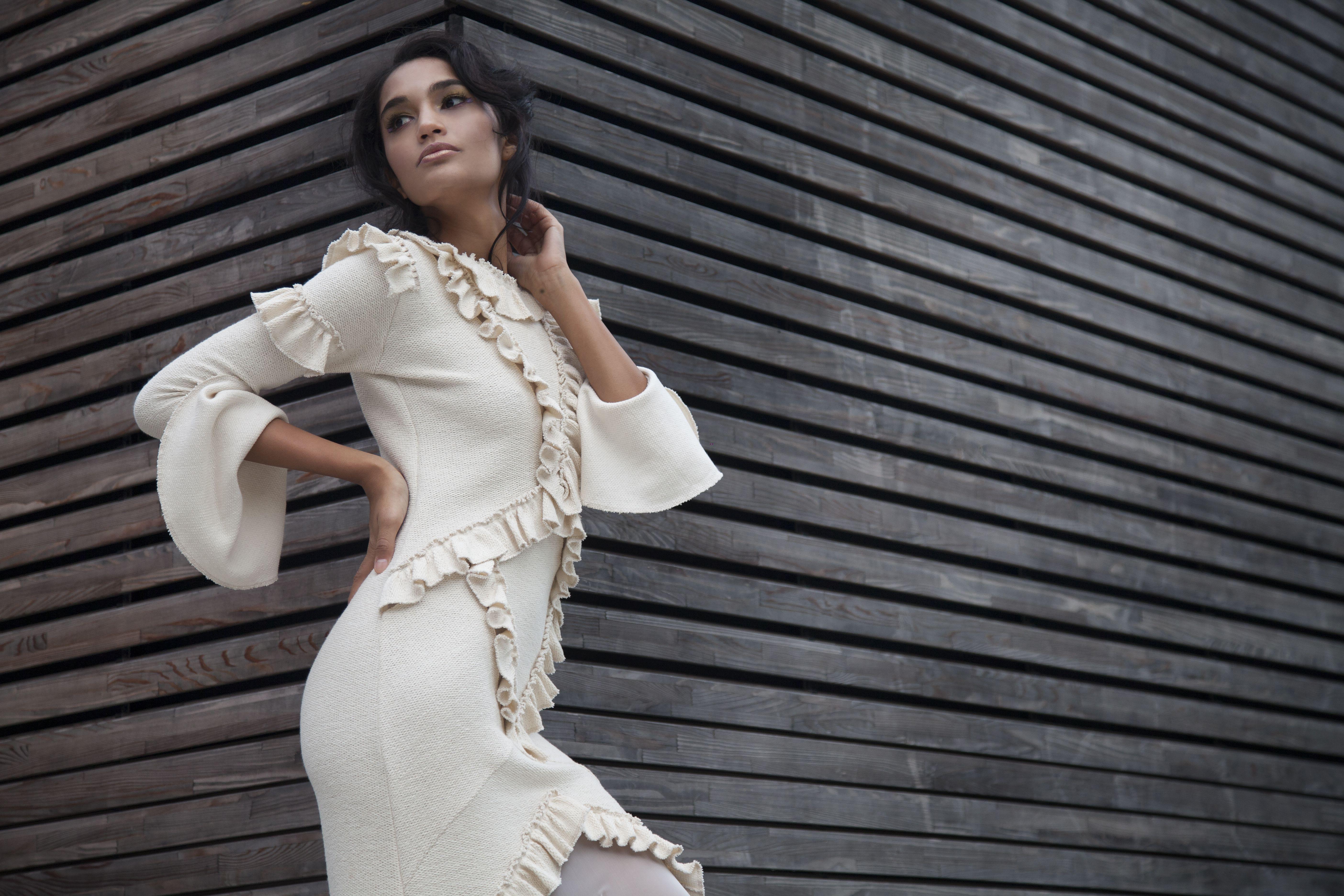 Kristina Burja oduševila zahtjevnu milansku modnu publiku