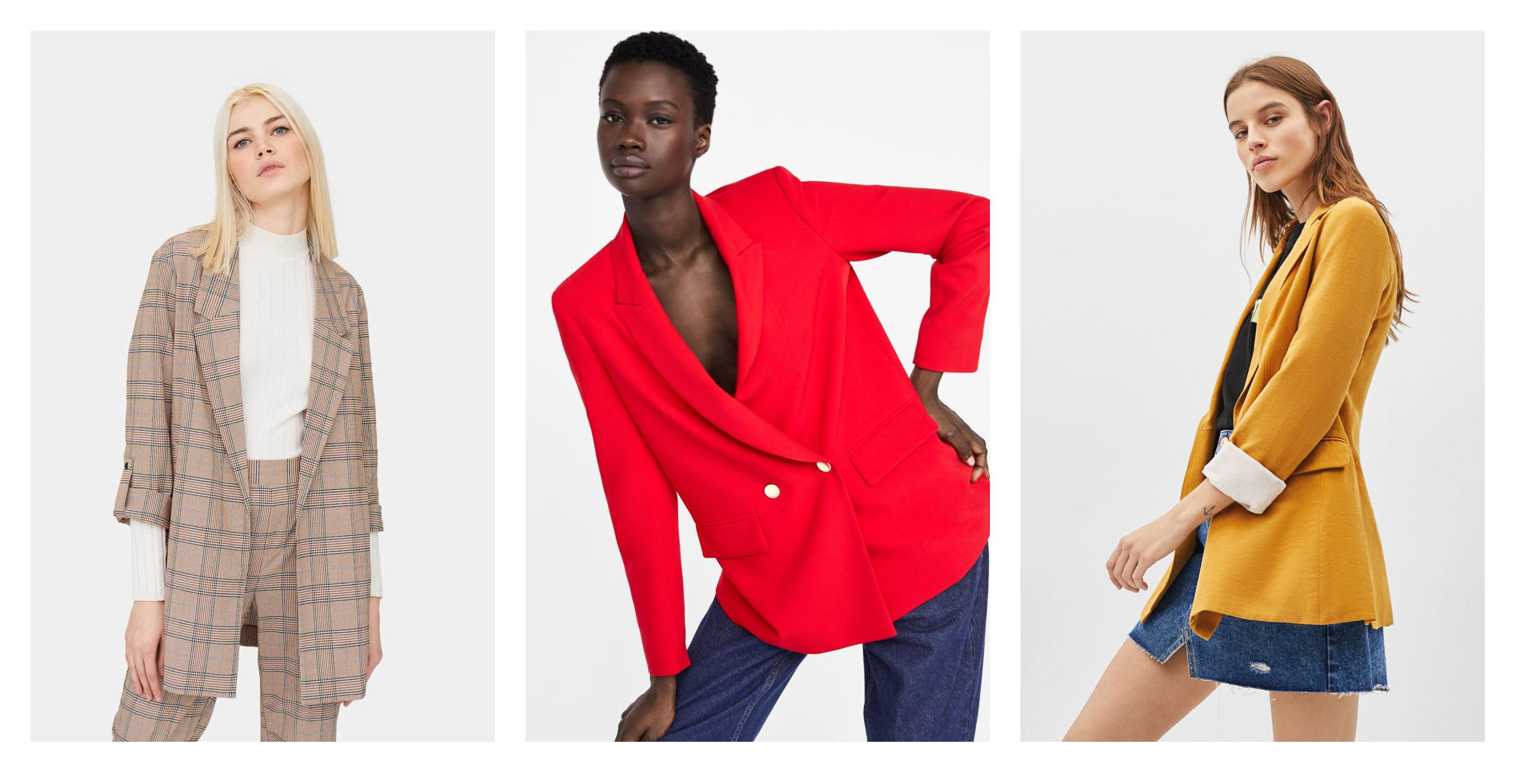 Novi sako uvijek je dobra ideja, a u high street dućanima ima tako dobrih modela!