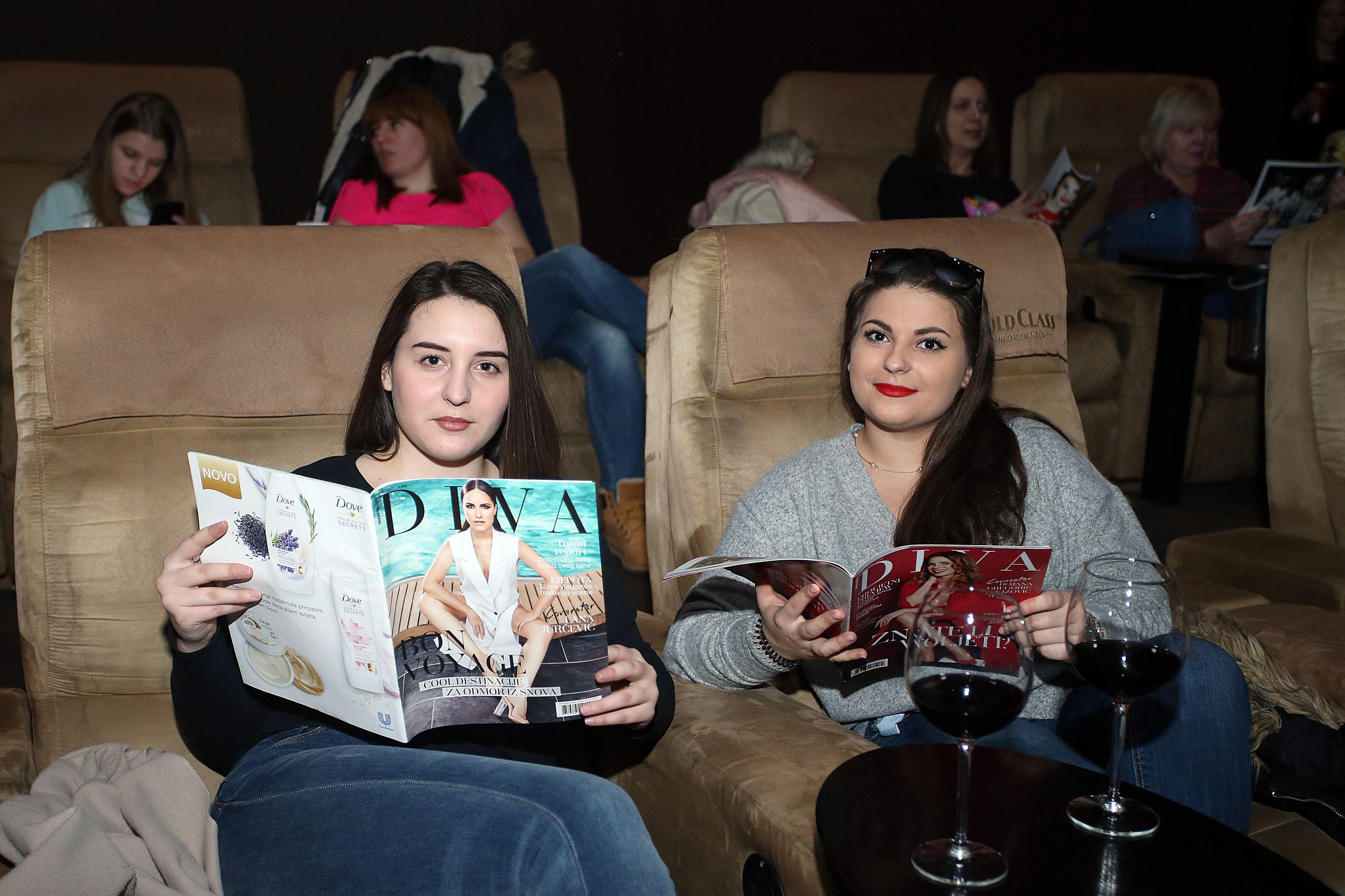 Pogledajte kako su naše čitateljice uživale u Gold Class kinu