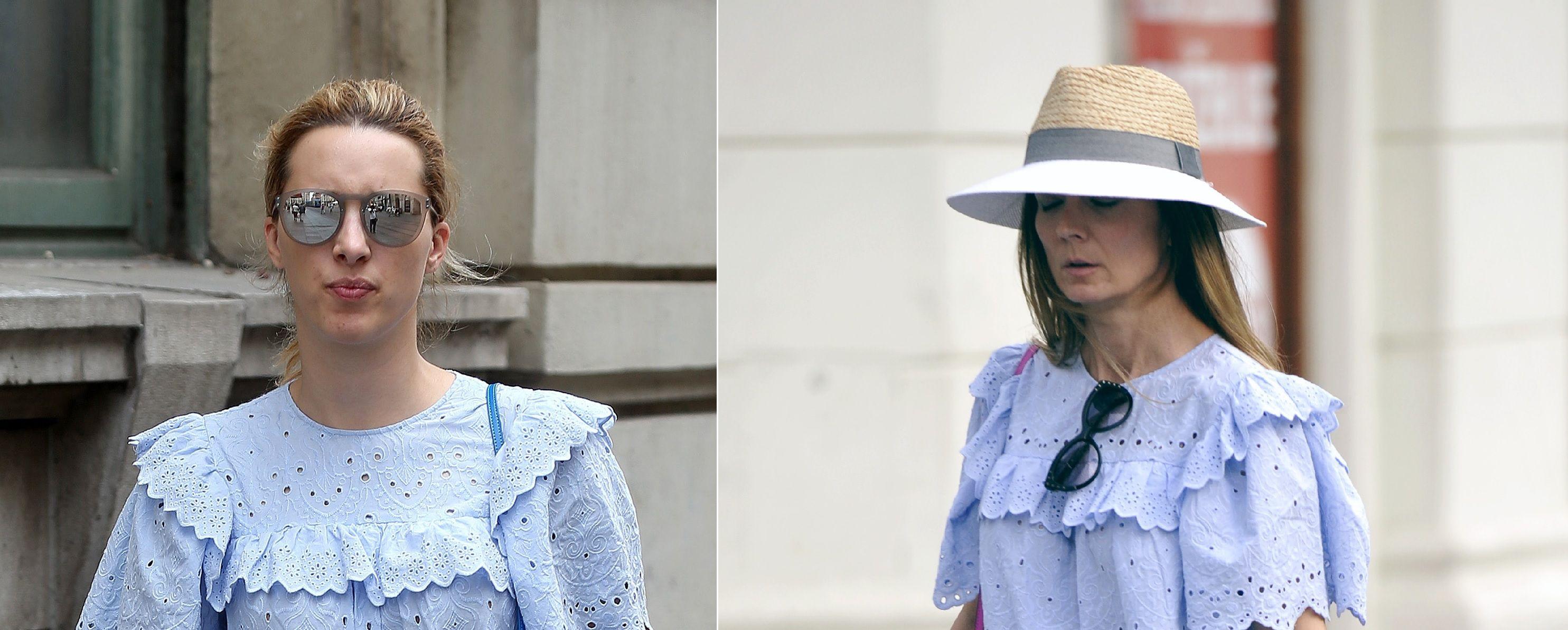 Dvije dame, jedan trend - koja bolje nosi ovu romantičnu i trendi haljinu?