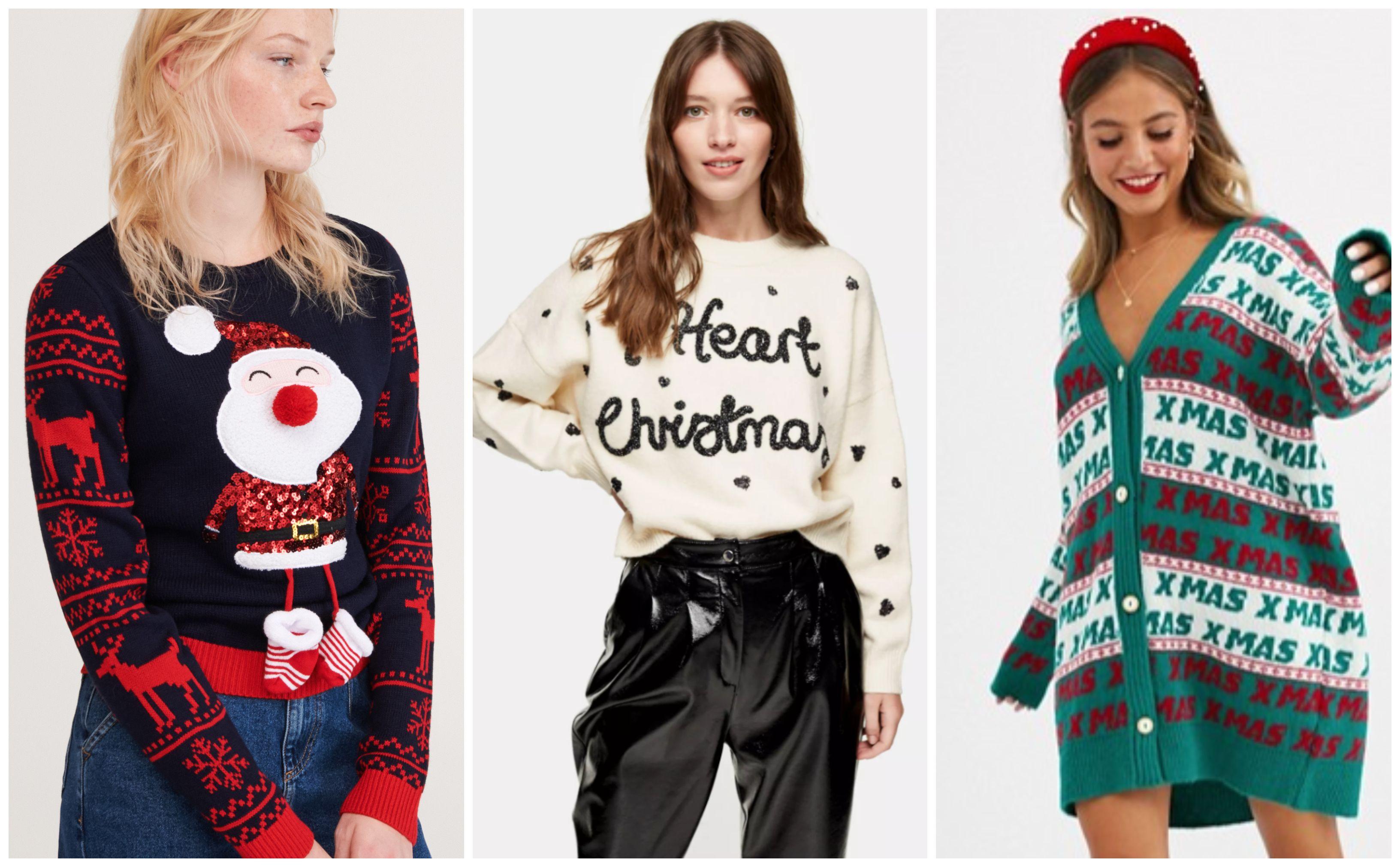 U dućane su stigli prvi 'ugly' džemperi koji će biti glavne zvijezde blagdanskih outfita