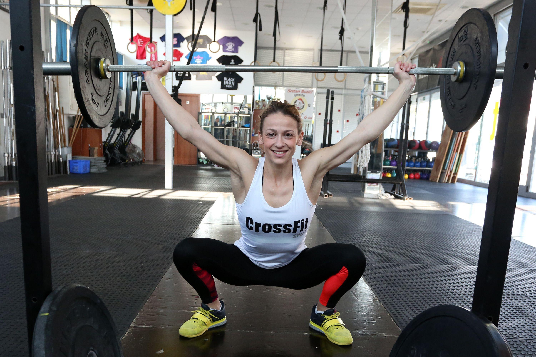 Zašto svaka žena treba probati crossfit?