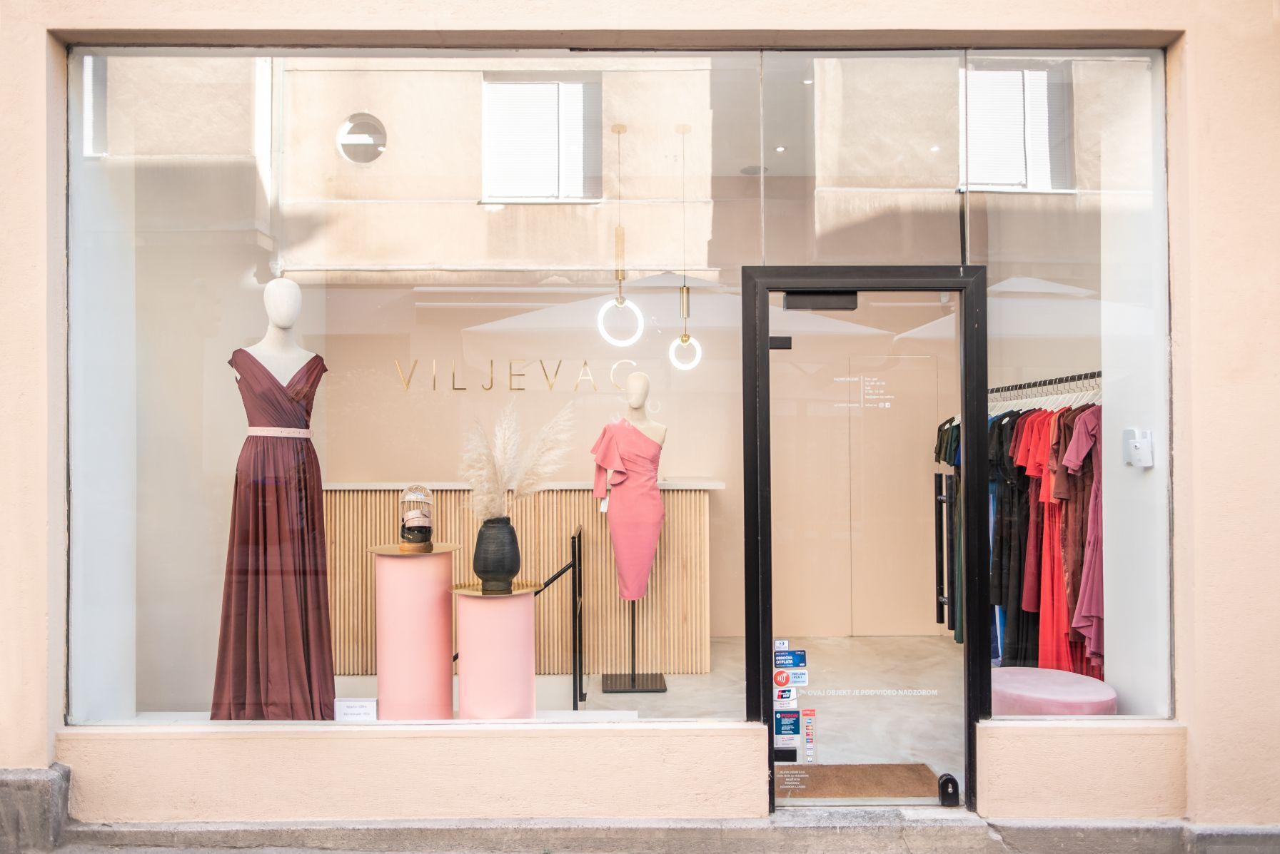 Dizajnerica Diana Viljevac otvorila prvu trgovinu u Dežmanovom prolazu