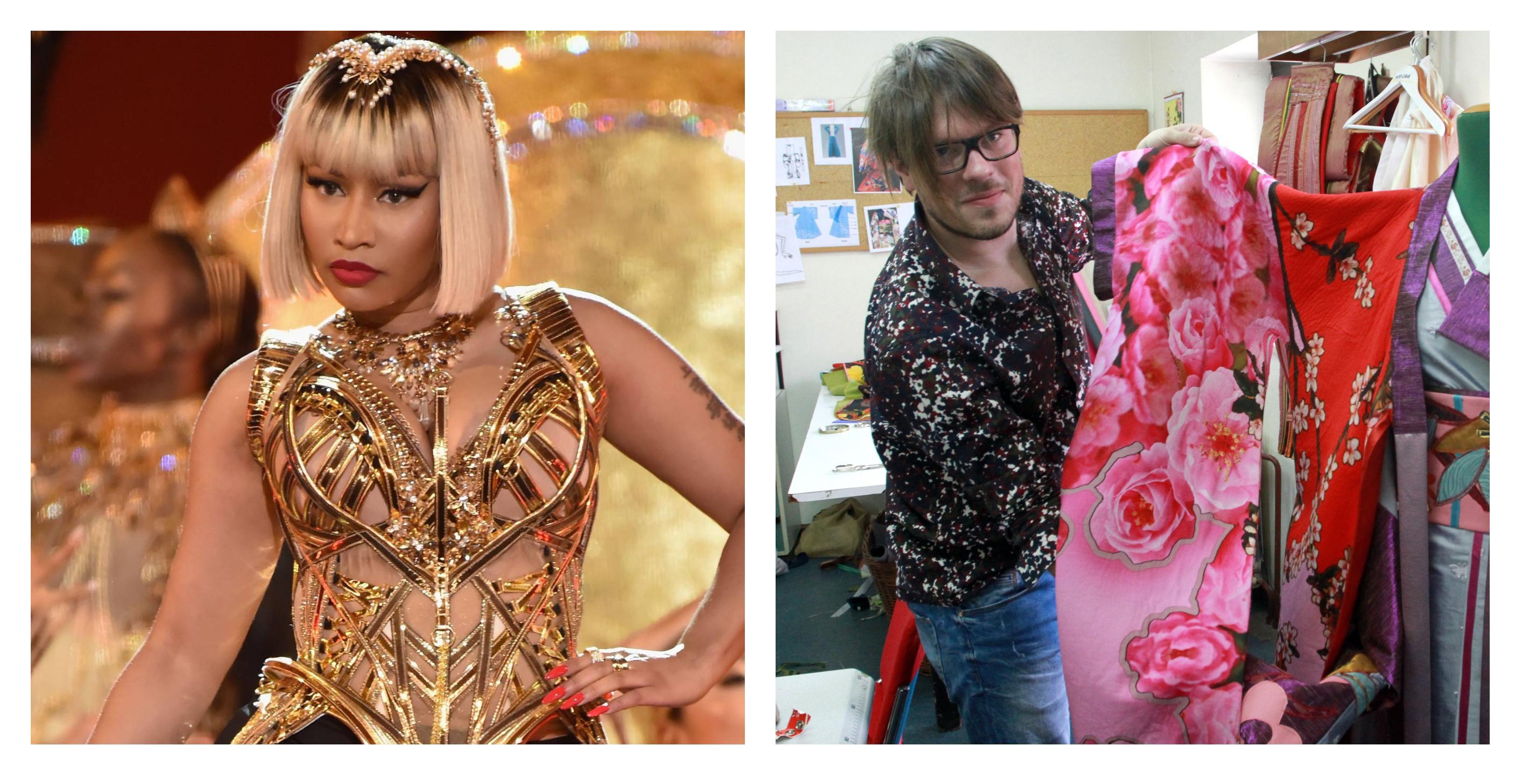 """Juraj Zigman: """"Dogovorili smo stylinge za novi spot, Nicki Minaj je tip žene koji se dobro osjeća u mojim kreacijama"""""""