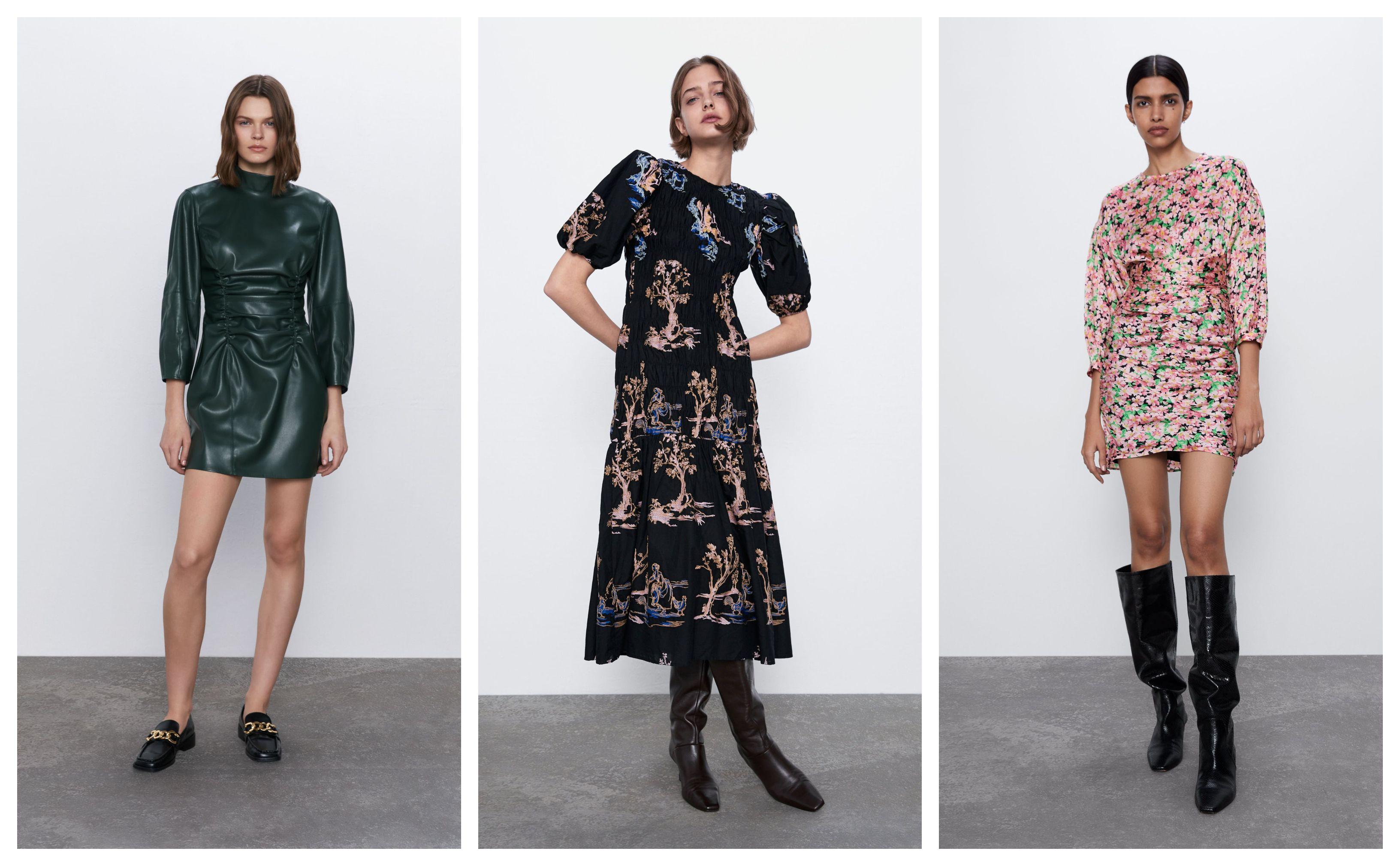 Najljepše haljine iz novih high street kolekcija savršene za zimu, ali i za proljetne dane