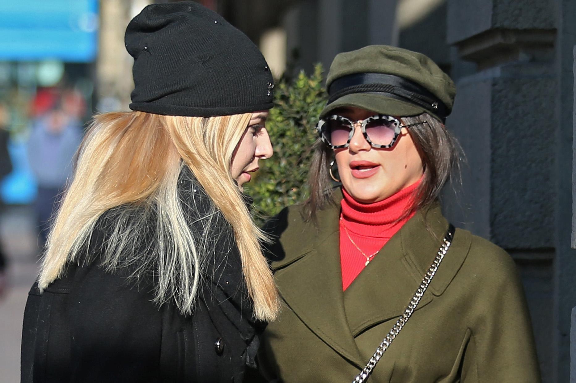 Dvije prijateljice pokazale kombinacije kojih se ne bi posramile ni ulice svjetskih modnih metropola
