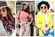Stylish cure imaju novi omiljeni modni dodatak: Sa šeširima izgledaju stvarno chic