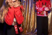 Dječja blagdanska kolekcija u disco stilu