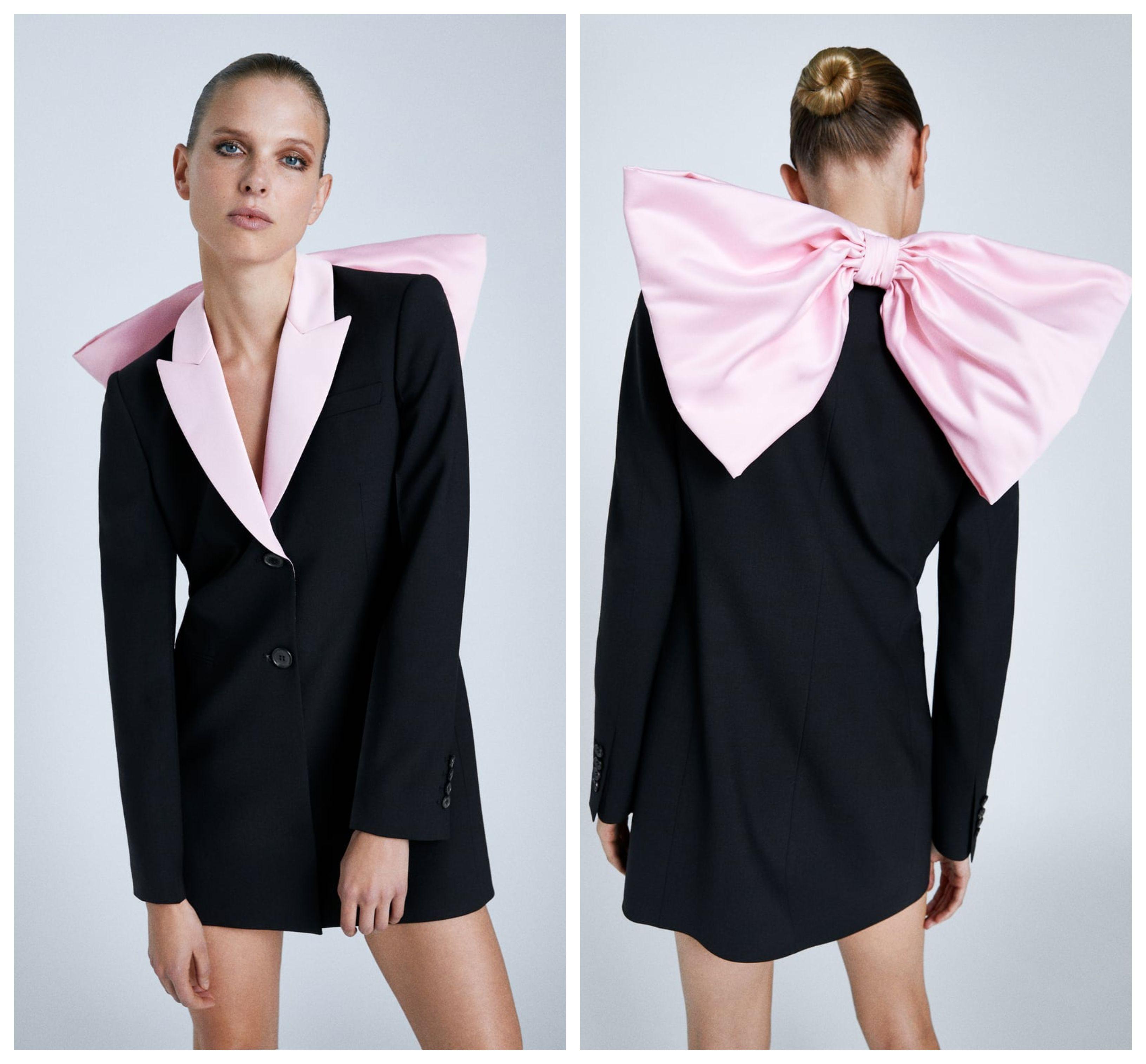 Mala crna haljina u novom ruhu! Ova Zarina haljina oduševit će vas na prvi pogled!