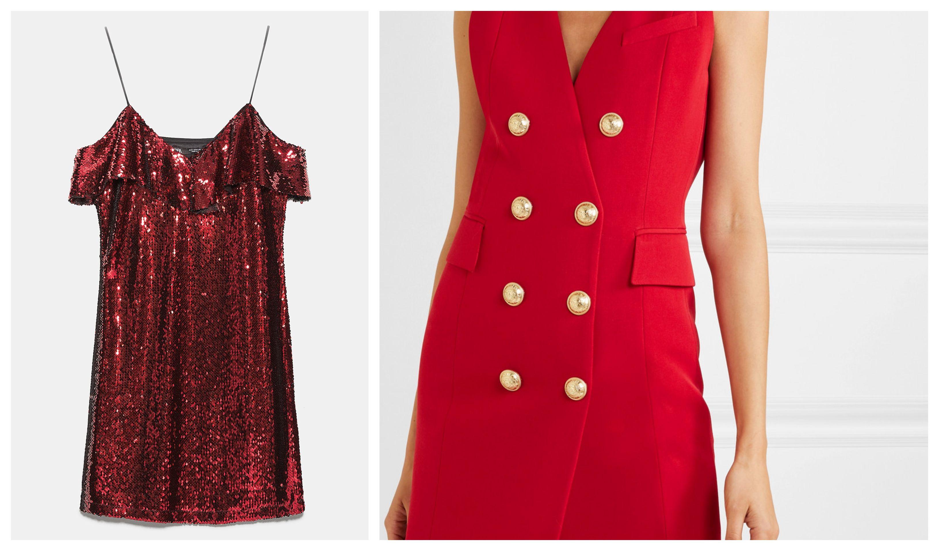 S crvenom haljinom za party ne možete pogriješiti: Pogledajte izbor sa sniženja!