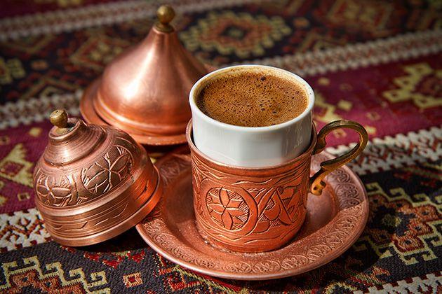Priča o turskoj kavi