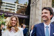 Natalia Vodianova udala se u neobičnoj, no prekrasnoj vjenčanici s potpisom ruske dizajnerice Ulyane Sergeenko