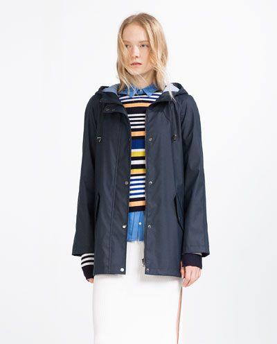 Trendi outwear za kišno proljeće