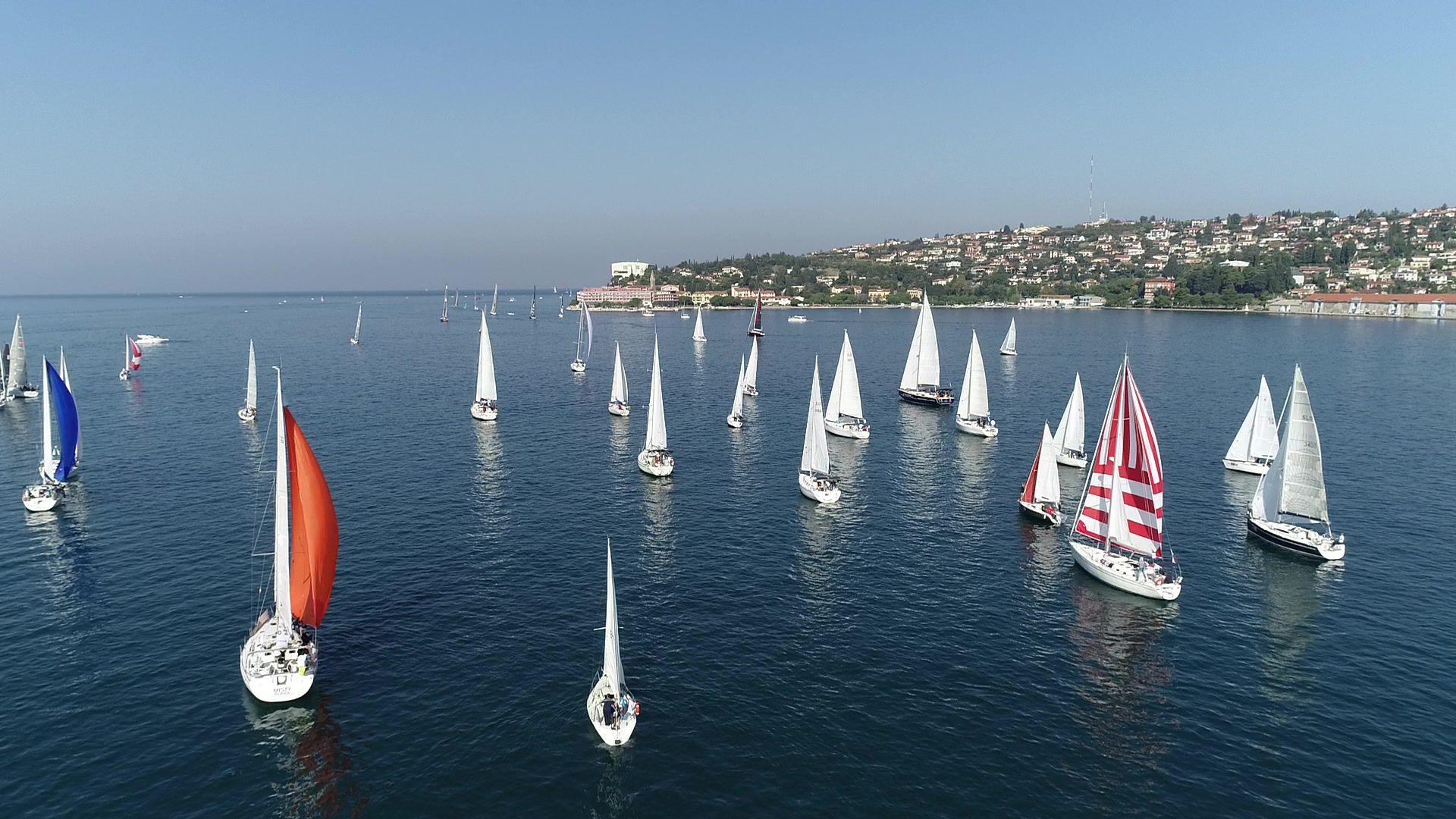 Ovaj vikend u Trstu se održava 51. Barcolana, jedna od najvećih regata na svijetu