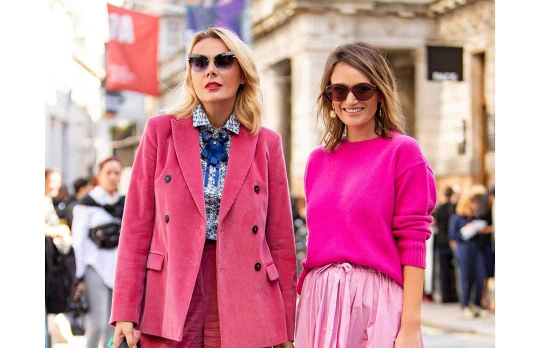 Ružičasto od glave do pete uljepšat će ponedjeljak: Ove dvije dame su predivne!