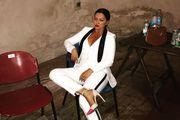 Ženstvena i u odijelu: Nina Badrić zablistala u bijelom od glave do pete