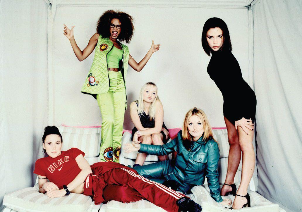 Moda Spice Girls