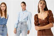 U kolekciji popularnog high street brenda pronašli smo najljepše bluze i košulje već od 83,90 kn