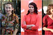 Kakve su modne kombinacije dame odabrale za izbornu noć? Glasovac i Peović vole crvene nijanse, a Selak uzorke