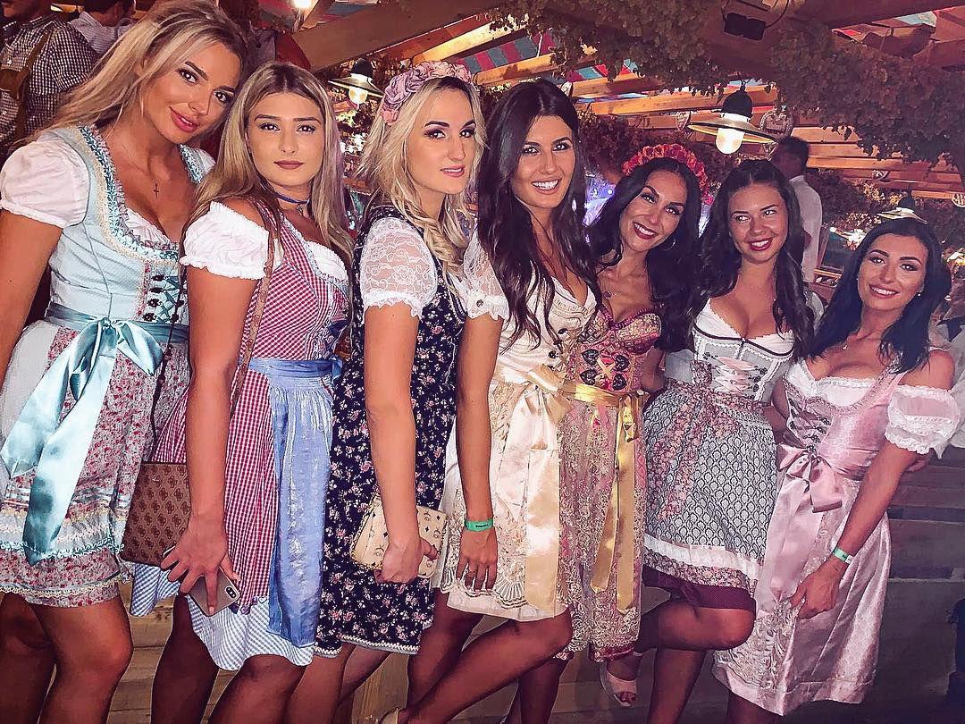 Hrvatice osvojile Oktoberfest! Ovo su cure koje su nas oduševile svojim kombinacijama!