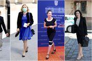 Selak Raspudić odabrala retro kroj, Petir je 'overdressed', a jedna zastupnica ima super outfit za poslovni stil