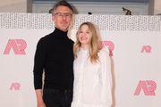 Bivši supružnici Jelena Veljača i Dražen Čuček savršeno su modno usklađeni