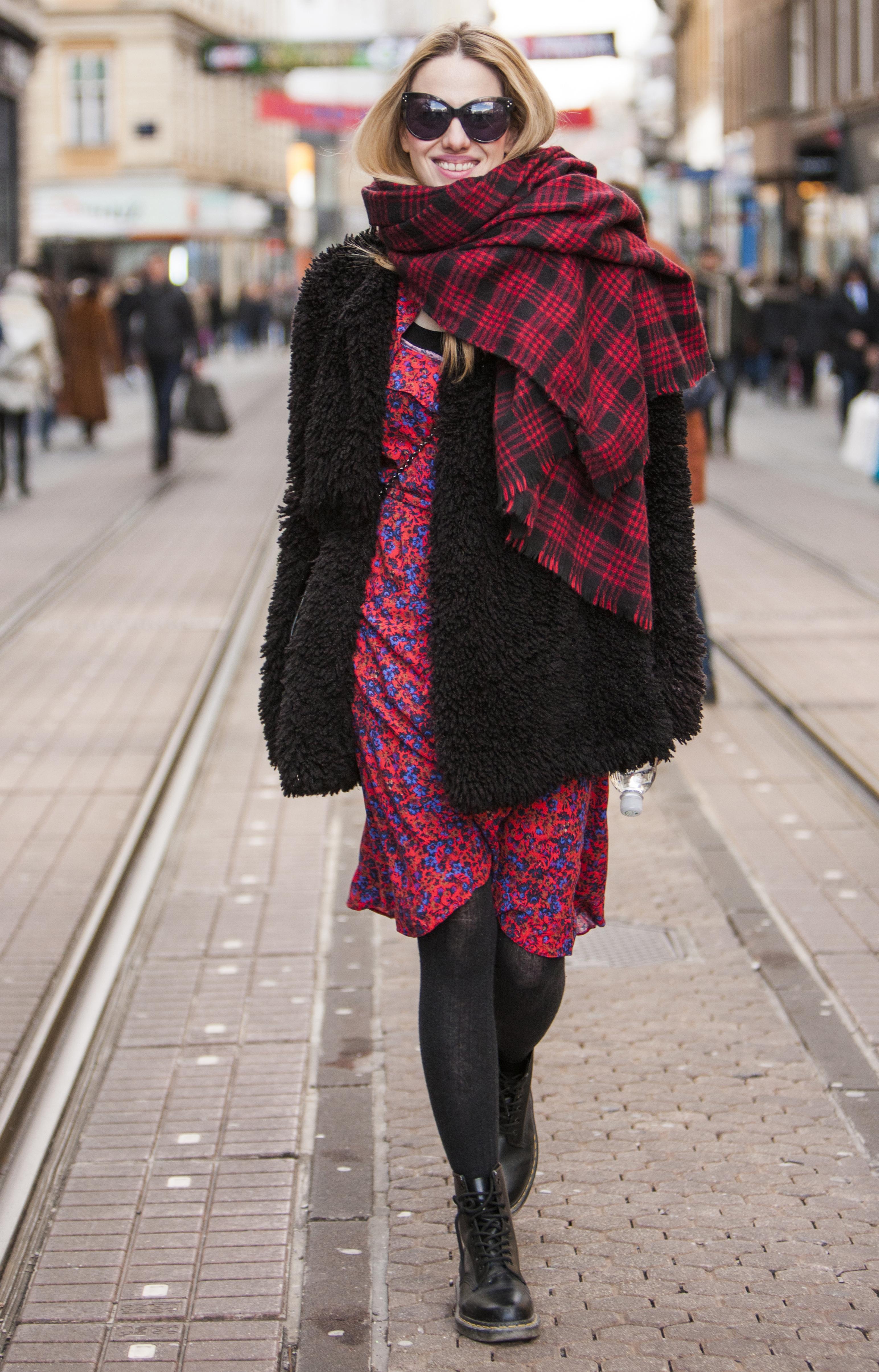 """Jelena Veljača: """"Ovako izgleda styling kad nemam više od deset minuta za sređivanje!"""""""