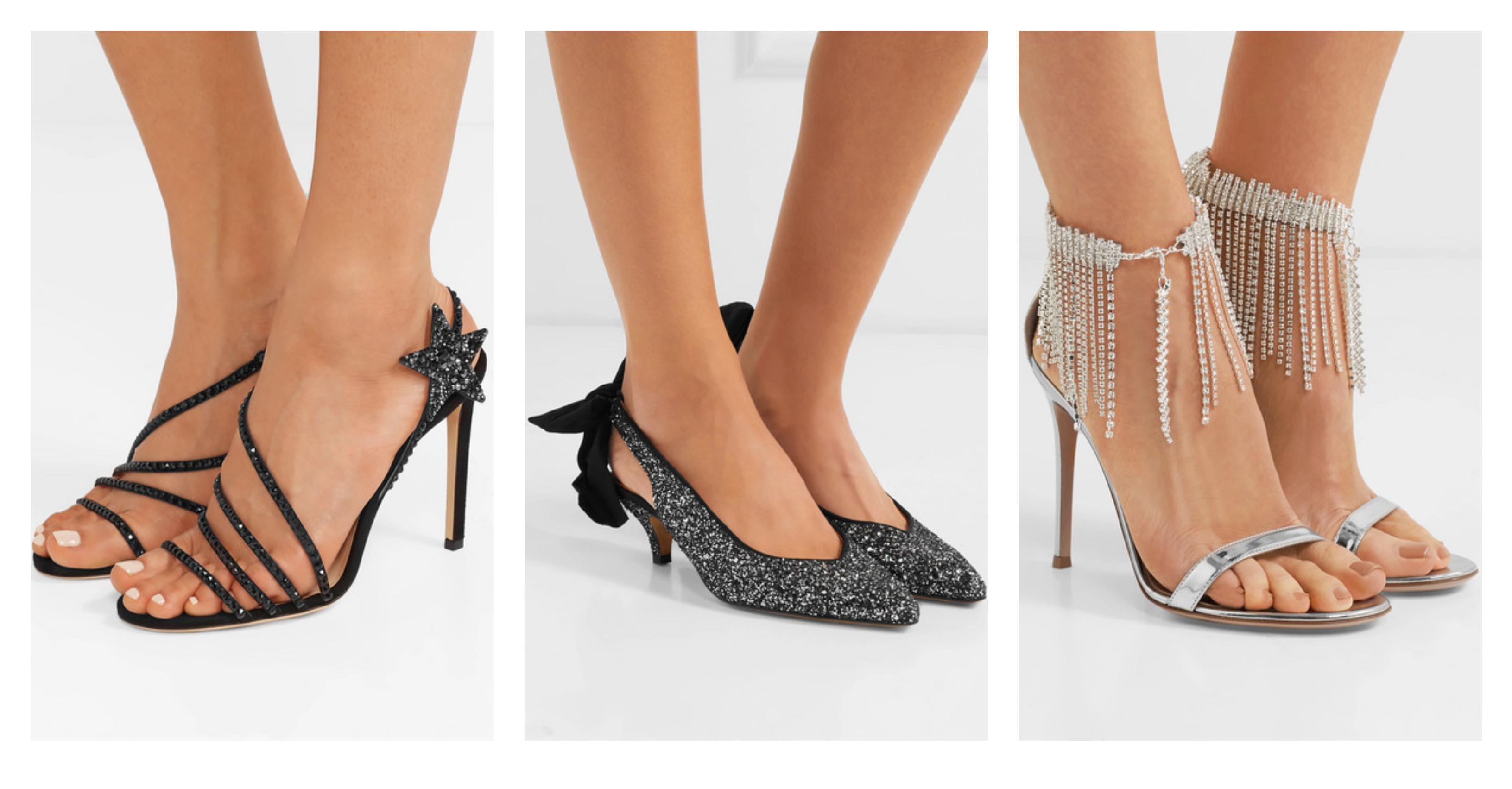 Ove dizajnerske cipele učinit će svaki outfit za božićne tulume još glamuroznijim!