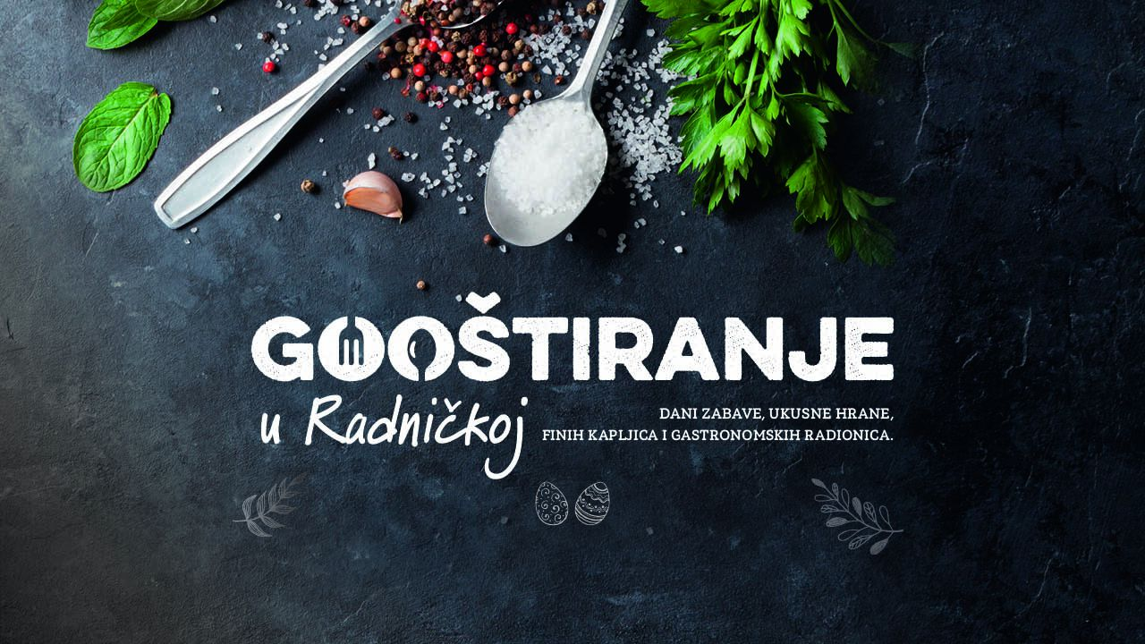 Gooštiranje u Radničkoj: Ovaj vikend uživajte u slasticama i venezuelanskoj kuhinji!