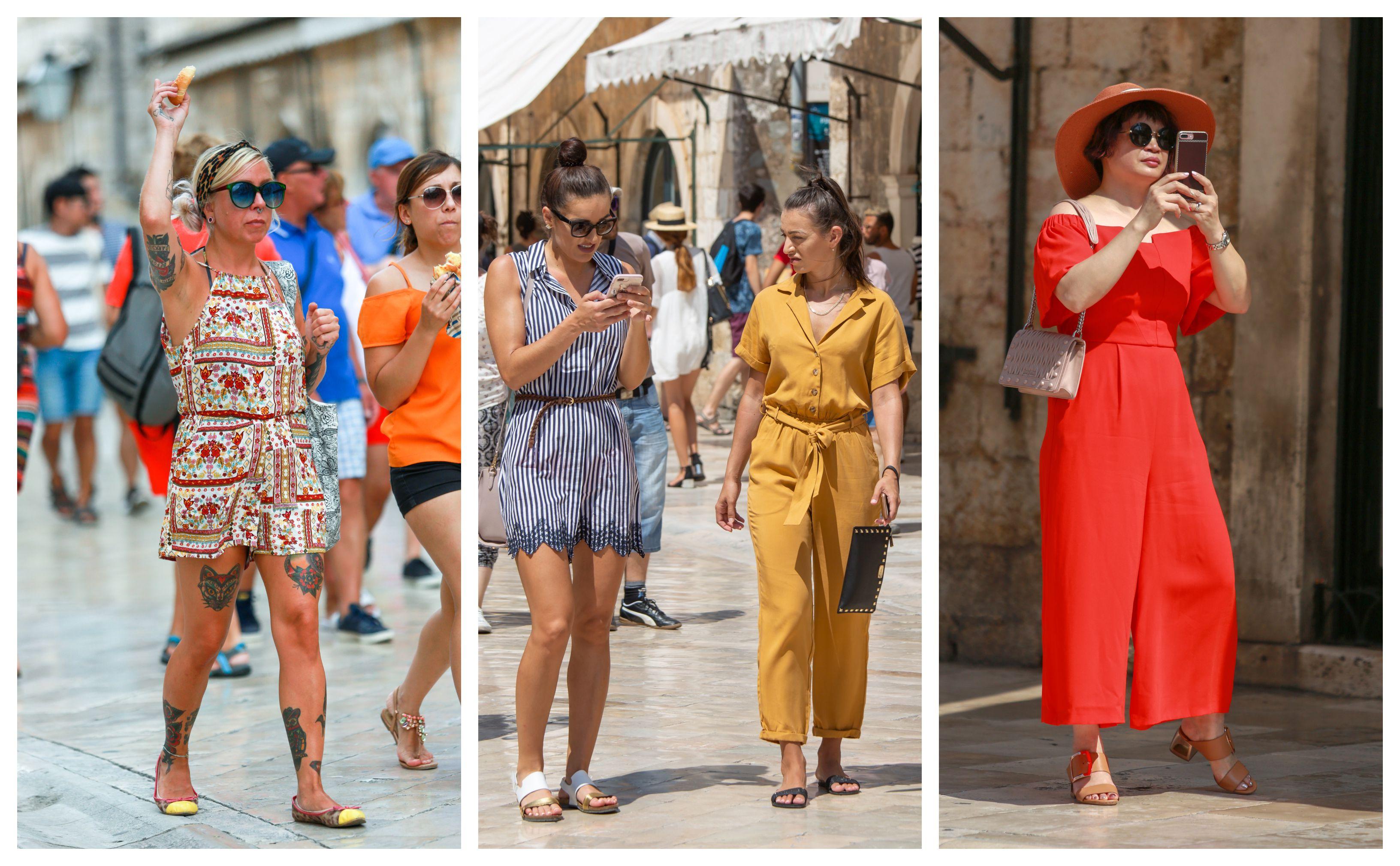 U Dubrovniku se cure slažu: Kombinezoni su hit komad ljeta!