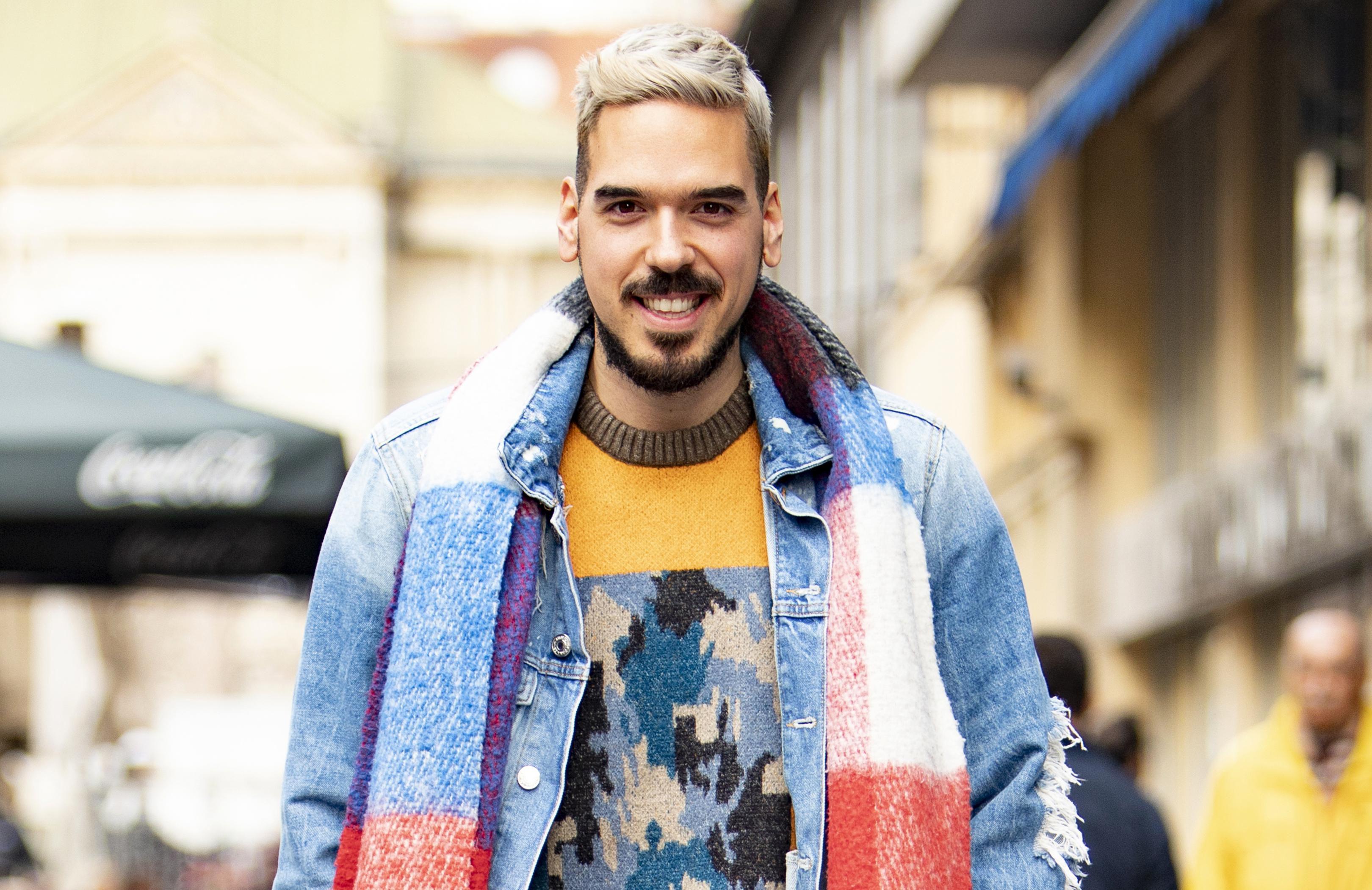"""Prezgodan frajer: """"Oduvijek volim biti drugačiji, a čak sam i kosu obojao da imam više boja na sebi"""""""