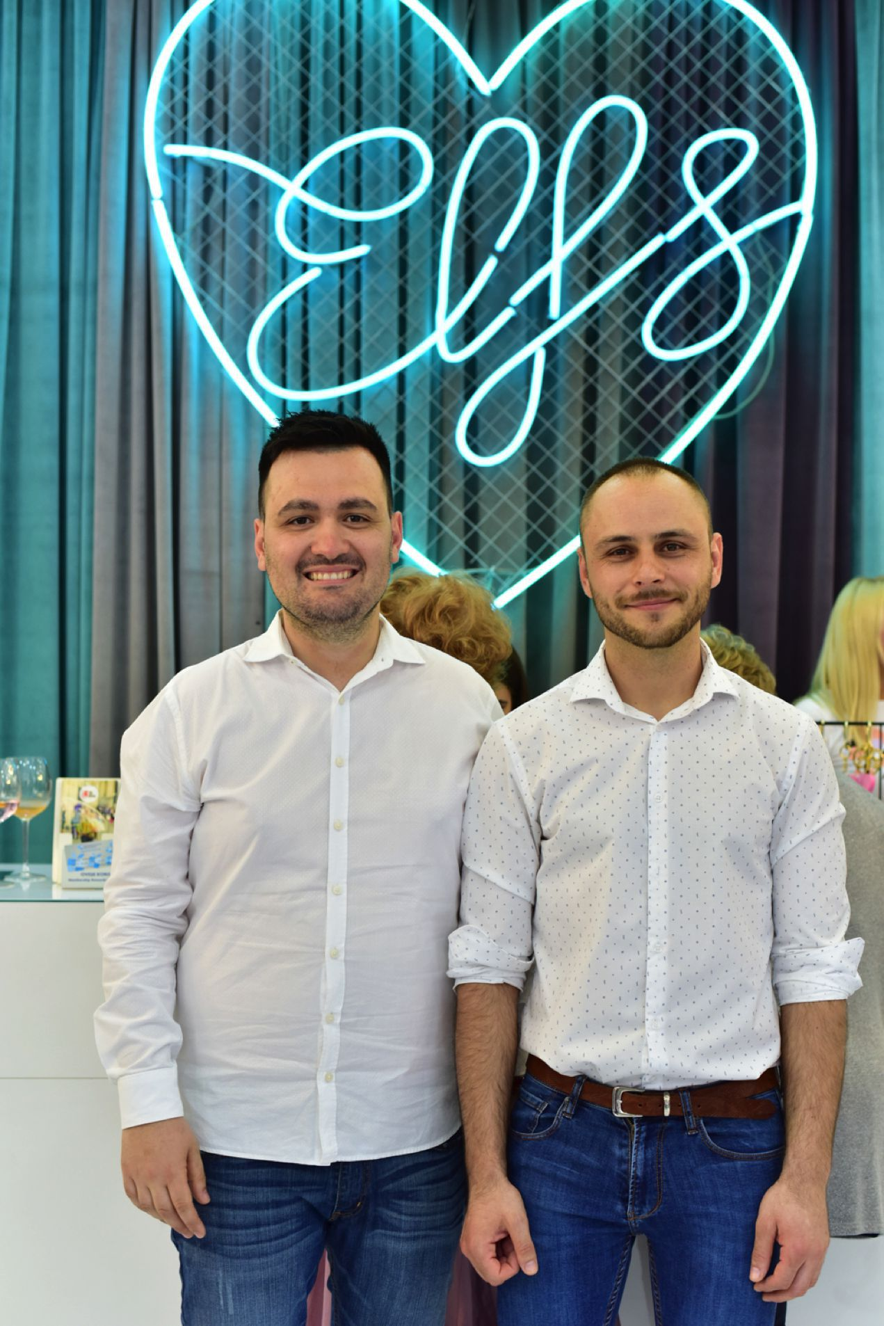 Nova zagrebačka modna oaza dvojca ELFS