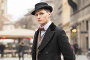 Maturant vjeran povijesnom stilu: 'Cipele su iz dvadesetih, kaput također, a odijelo replika jednog iz 1914.'