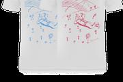 Svako dijete ima pravo na sretno djetinjstvo: Kupnjom majice Sa svrhom pomažete SOS Dječjem selu Hrvatska