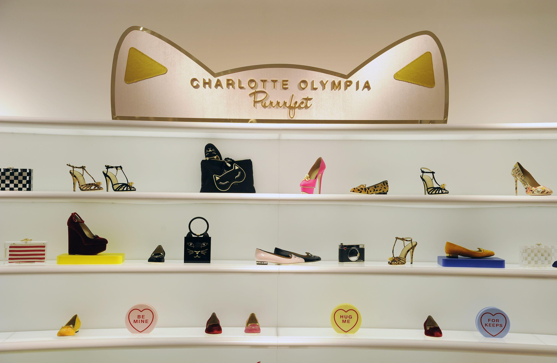 Charlotte Olympia u afričkoj avanturi