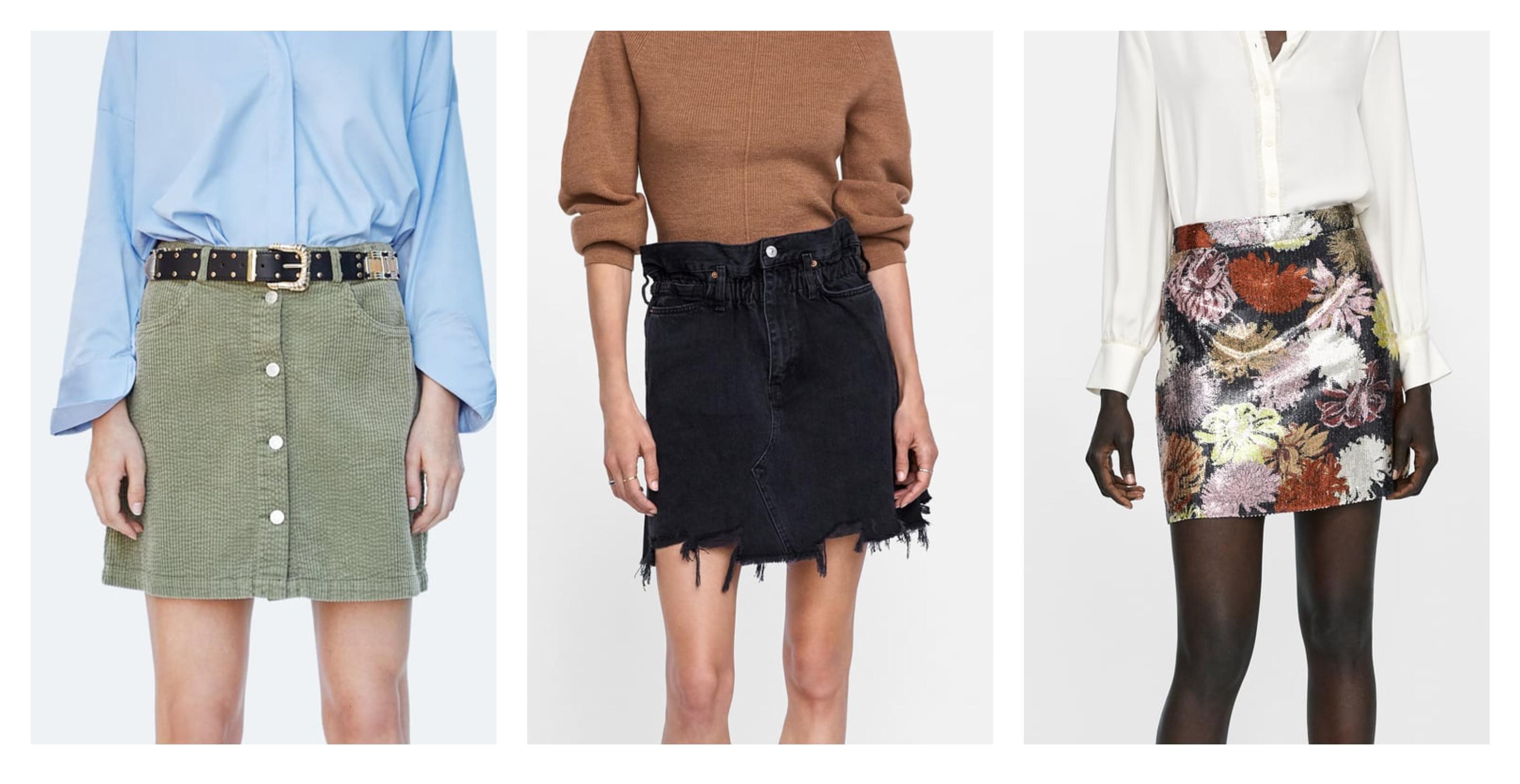 Mini suknje nose se i ove sezone: Izdvojili smo 10 najljepših modela iz Zare