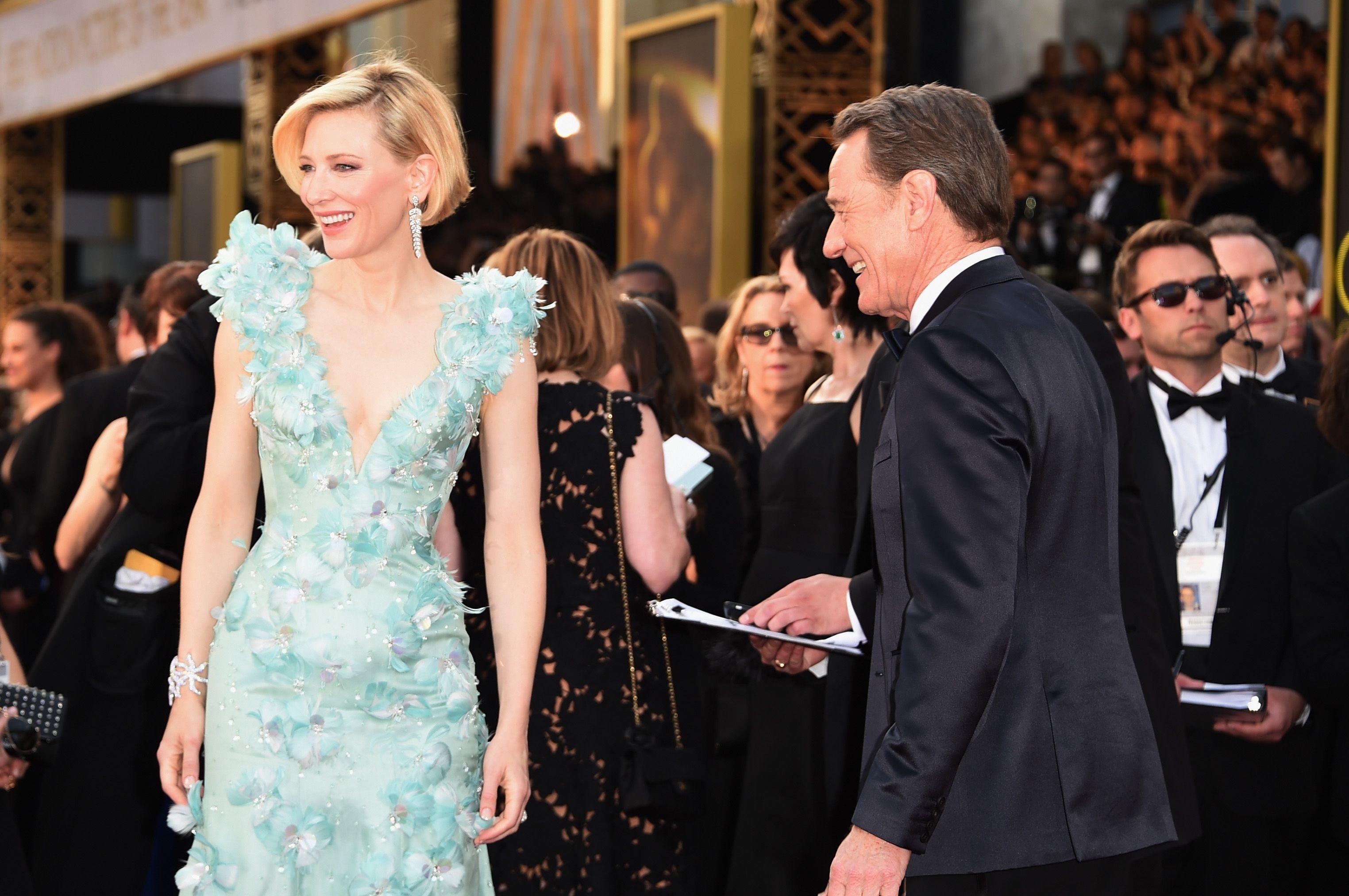 Najbolje odjeveni na 88. dodjeli Oscara su...