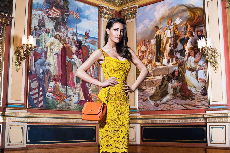 Jelena Lešić izgleda spektakularno u novoj kolekciji ELFSA koja je stvorena za proljeće