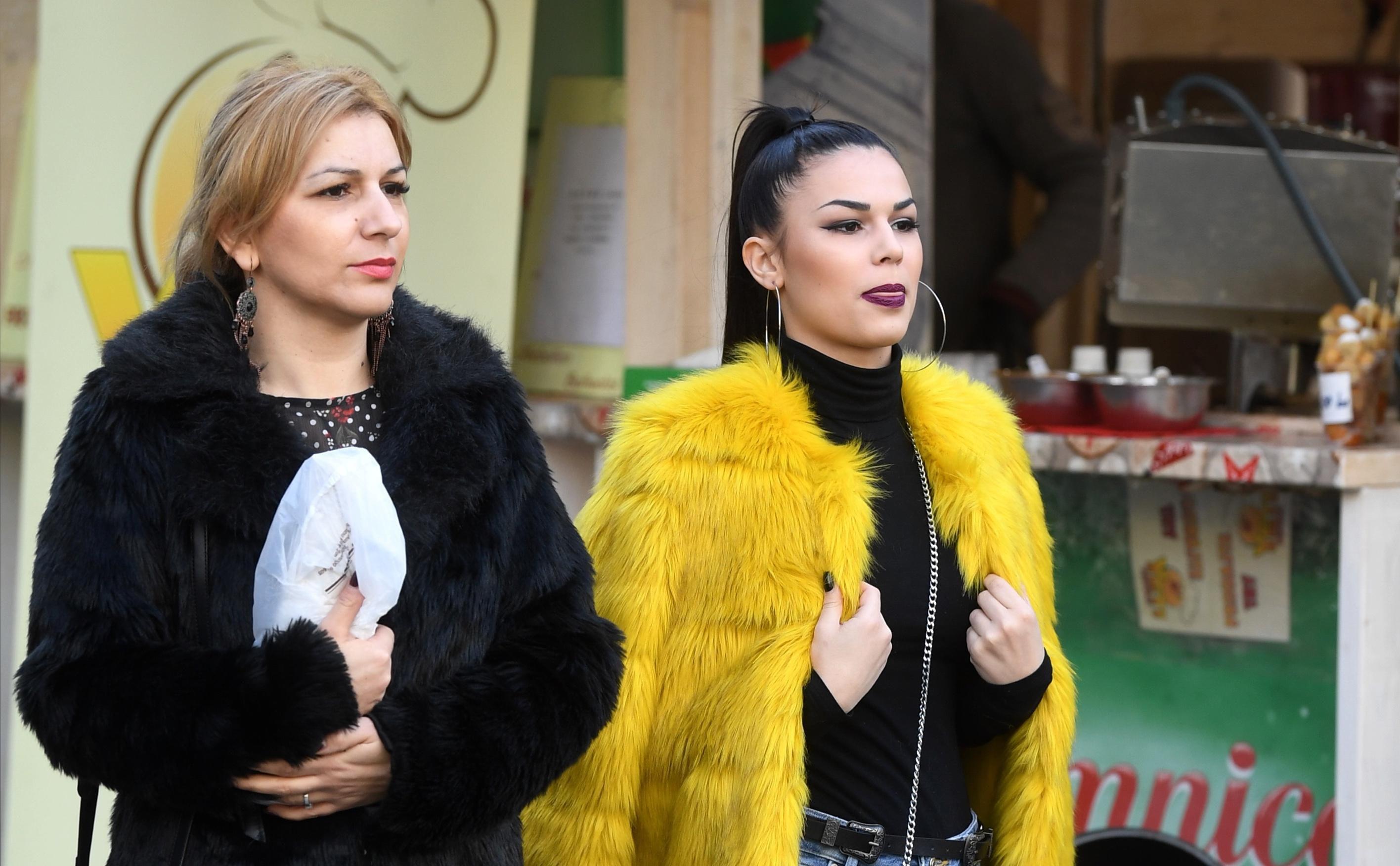 Crna ili žuta bunda: Koji styling vam je bolji?