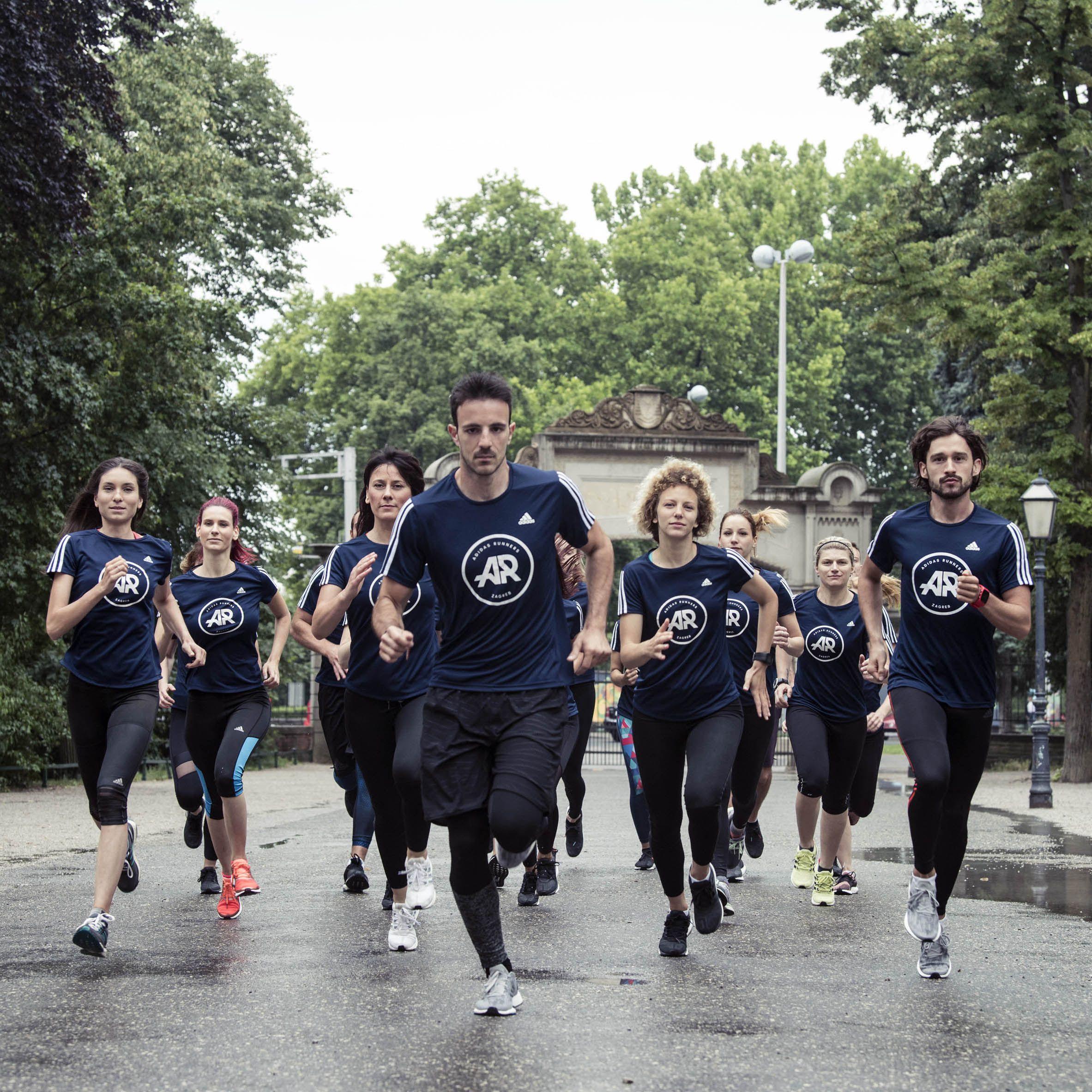 Jeste li se već pridružili Adidas Runners zajednici?