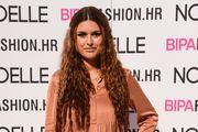 Anita Dujić stvarno je divna trudnica, a na modnoj reviji pokazala je i novu frizuru