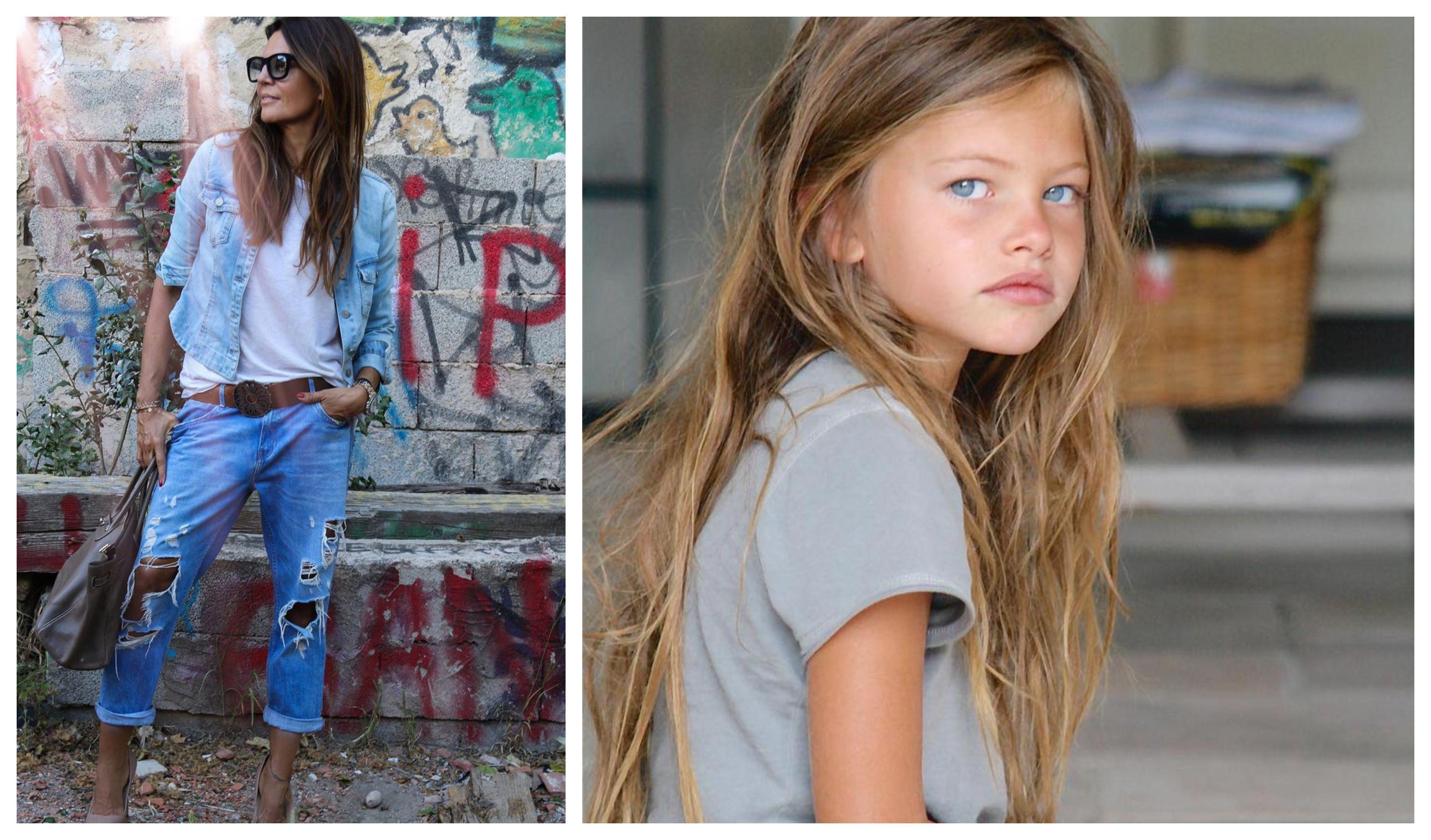 Sad nam je jasno zašto su ovu djevojčicu prozvali 'najljepšom na svijetu': Ovo joj je majka!