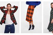 Karirana jesen: Zaru je preplavio uzorak koji baš nikad ne izlazi iz mode