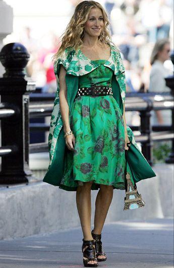 Konačno je dostupna: možete kupiti torbicu koju je nosila Carrie Bradshaw!