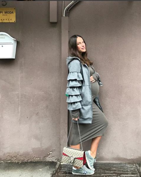 Obožavamo trudnički stil Ljupke Gojić: Ovo su nam omiljena izdanja
