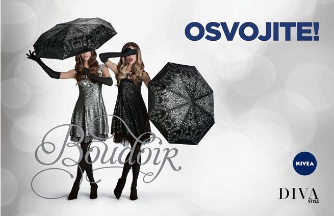 Poziraj s kišobranom, budi diva i uključi se u nagradni natječaj