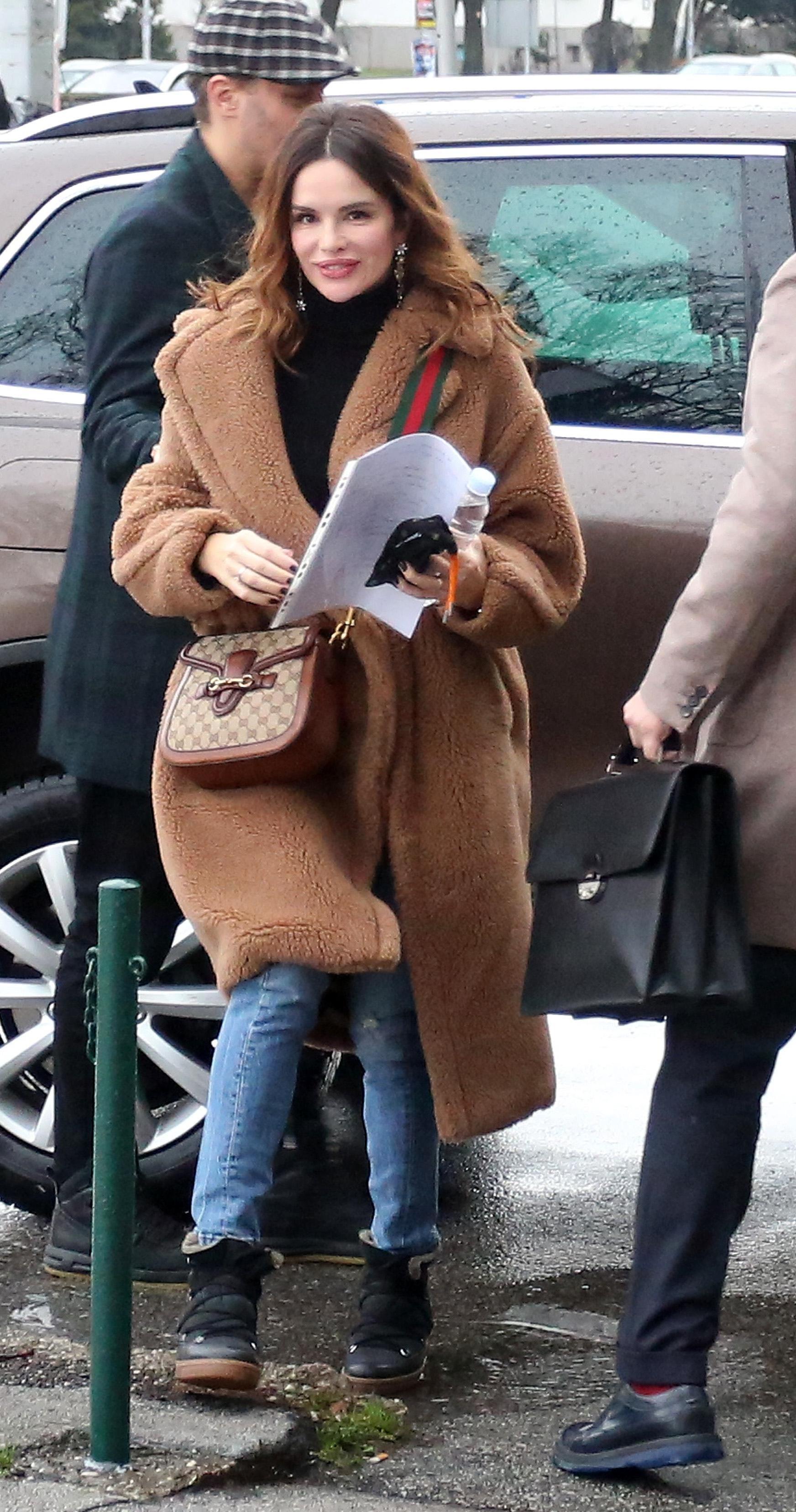 Moda na ročištu: Severina izabrala popularan kaput i buce za koje znamo gdje ih kupiti na sniženju