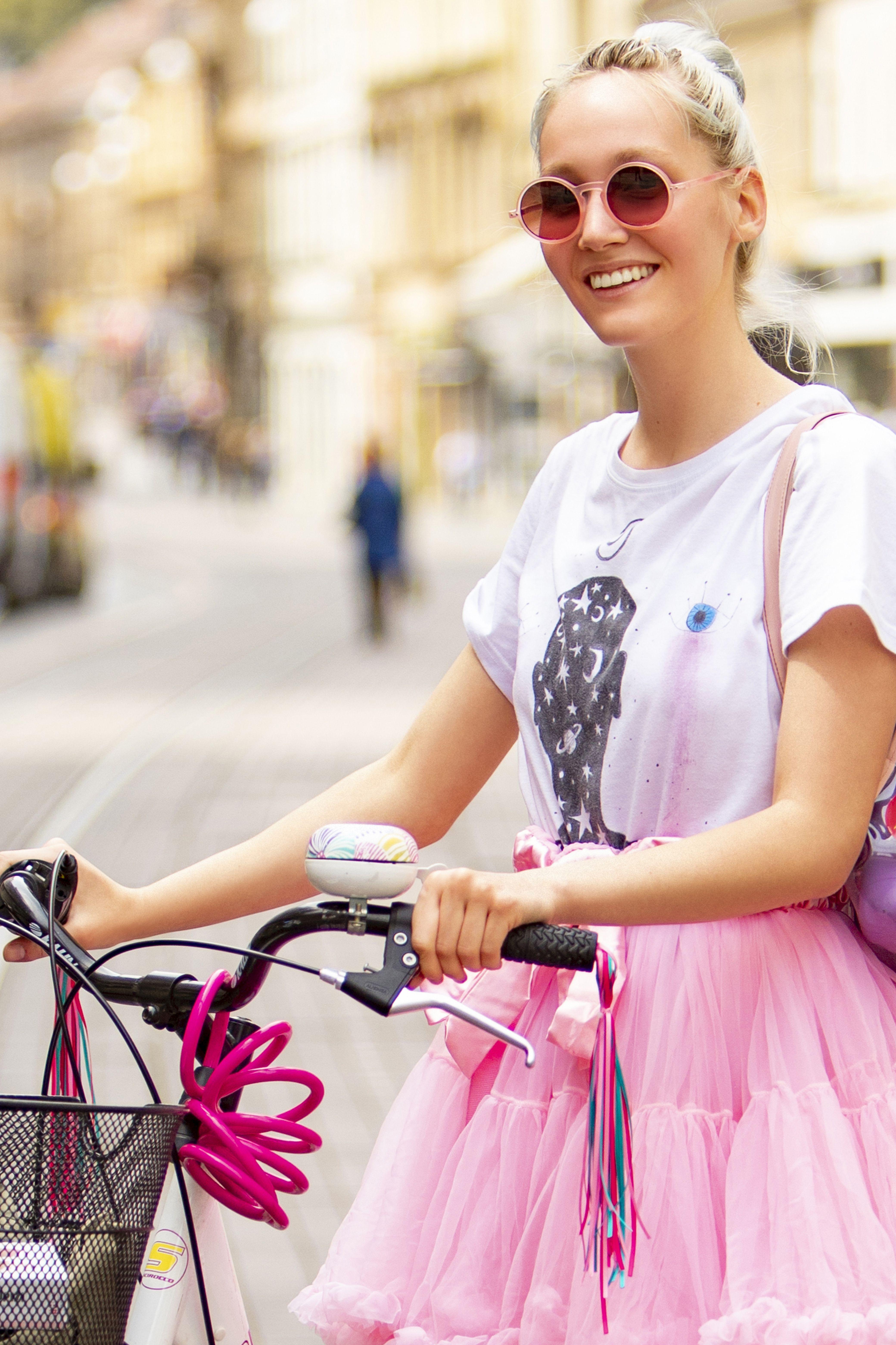 'Voljela bih imati bicikle u svim bojama da mi pašu uz svaki outfit'